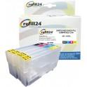 Cartuchos Recargables compatibles para 405 / 405XL Negro y Color.