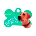 Placas para perro personalizadas