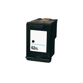 HP 62 XL NEGRO Cartucho de tinta Compatible   (C2P05AE)