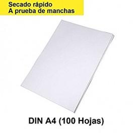 Papel para sublimacion - DIN A4 (100 Hojas)