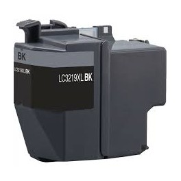 LC3219BK CARTUCHO COMPATIBLE CON BROTHER LC-3217XL LC-3219XL NEGRO