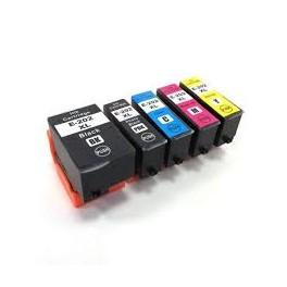 T202XLBK T202XL CARTUCHO COMPATIBLE CON EPSON C13T02G14010 C13T02E14010 NEGRO 550 PAGINAS