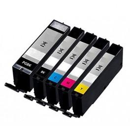 Con  chip TS6150,8150,9150,TR7550,TR8550-0.6K 1970C001 Negro
