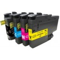 65 ML Negro Compa Brother DCP-J1100DW,MFC-J1300DW-3K